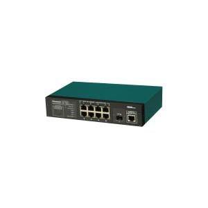 驚きの値段 8ポートL2スイッチングハブ(Giga対応) Switc(品) パナソニックESネットワークス-その他パソコン・PC周辺機器