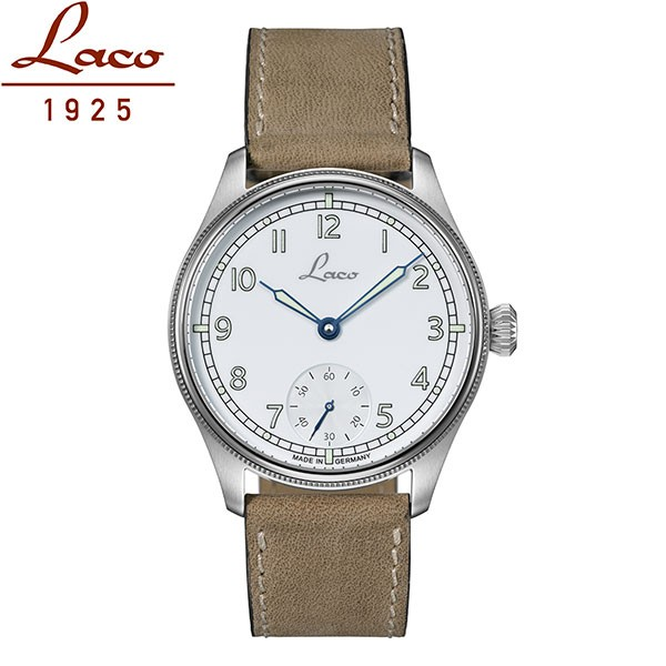 【★大感謝セール】 無金利ローン可 ラコ Laco ネイビー NAVY 862104 Cuxhaven クックスハーフェン メンズ 42.5mm 手巻 腕時計 時計, WsisterS (ダブルシスターズ) bd0aef88