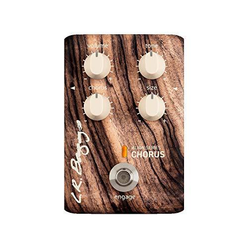 逆輸入 L.R.Baggs Align Series Acoustic Pedals CHORUS コーラス ギターエフェク (品), ジョウジママチ 2c395941