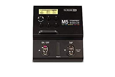 ●日本正規品● Line 6 ストンプボックスモデラー Stompbox Modeler M5(品), ソフマップ 5dd3097d