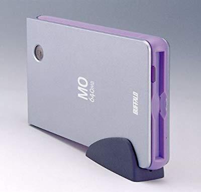 全日本送料無料 バッファロー MOU2-P640R バッファロー 外付USB2.0&USB1.1対応640MB MOドライブ(品), カミムラ:d955b283 --- dorote.de