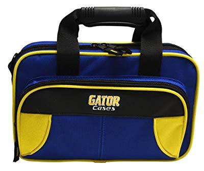 大人気定番商品 Gator GL-CLARINET-YB 軽量スピリットシリーズ クラリネットケース イエロ (品), トリヤマチ 033f58ca