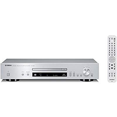 福袋 ネットワークCDプレーヤー ハイレゾ音源対応 ヤマハ シルバー(品) 192kHz/24bit-リサイクル家電