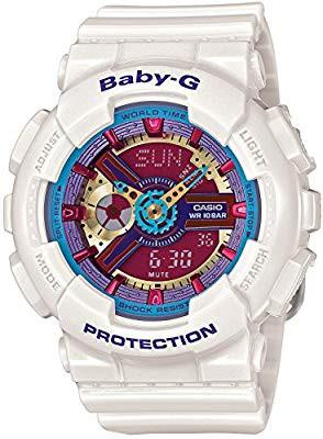 豪華で新しい 腕時計 BA-112-7AJF [カシオ]CASIO レディース(品) ベビージー BABY-G-その他腕時計