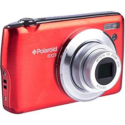 超美品 Polaroid iex29?18?MP 10?xデジタルカメラ(レッド)(品), 日本じゅうたん 1cae1da7