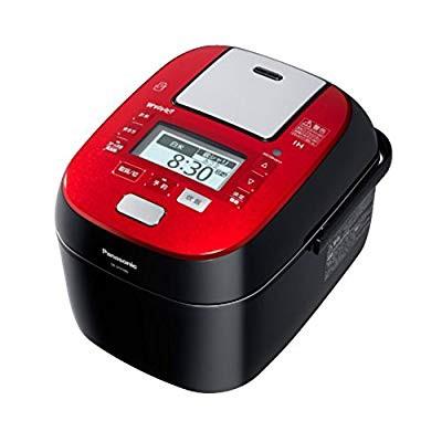 激安通販 パナソニック パナソニック 圧力IH式 5.5合 炊飯器 圧力IH式 炊飯器 Wおどり炊き ルージュブラック SR-SPX(品), 帽子屋dreamhats:66fdba47 --- kzdic.de