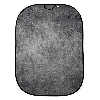 【18%OFF】 Lastolite Lastolite 折たたみ式柄背景 LL 1.5x2.1m スモーク/コンクリート 1.5x2.1m LL LB5745(品), ココロード:44385241 --- 1gc.de