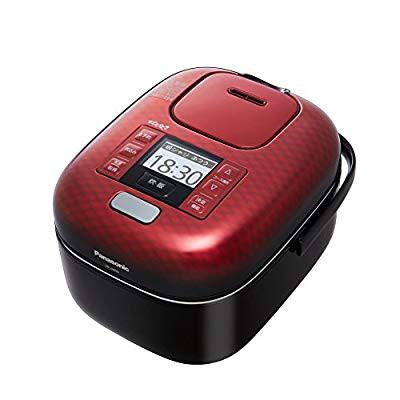 【初回限定】 パナソニック 3合 炊飯器 圧力IH式 おどり炊き パナソニック 豊穣ブラック おどり炊き SR-JX056-K( 圧力IH式 未使用の新古品), sensoria美脚専門店:8cb1d4ef --- kzdic.de