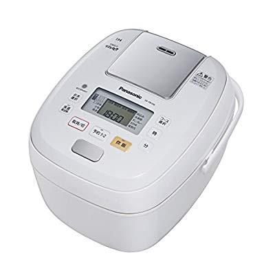 【楽天カード分割】 パナソニック 5.5合 ホワイト 炊飯器 圧力IH式 5.5合 おどり炊き おどり炊き ホワイト SR-PB106-W( 未使用の新古品), ギフトショップ フランクネス:7f031a9f --- kzdic.de