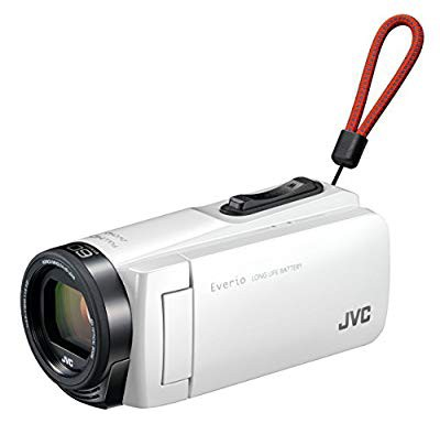 特価商品  JVCKENWOOD JVC ビデオカメラ Everio 耐衝撃 耐低温 32GB ホワイト GZ-F270( 未使用の新古品), ミズホマチ b6aa49dd