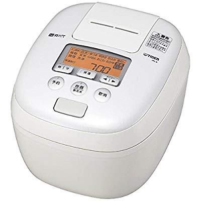 最新作 タイガー タイガー 圧力IH炊飯ジャー(1升炊き) ホワイトTIGER 炊きたて JPC-B181-W( ホワイトTIGER 炊きたて 未使用の新古品), 健康茶さがん農園:172ff469 --- kzdic.de