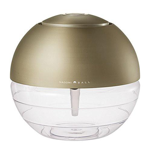 アンティーク調 メタル空気洗浄機「ナゴミ」(M) ブラス KST-1552BS(品)