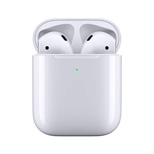 【海外限定】 Case Wireless (最新モデル)(品) Apple Charging AirPods with-ヘッドホン・イヤホン