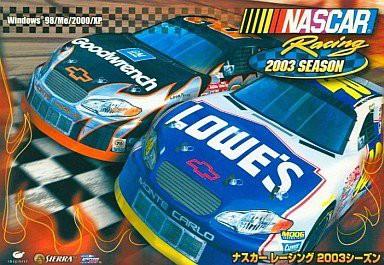 【500円引きクーポン】 ナスカーレーシング 2003シーズン(品), 介護応援館 a9867a10