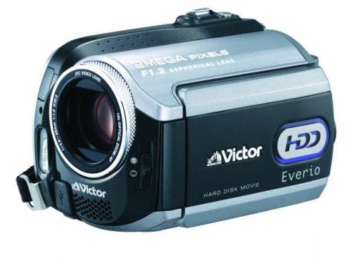 最新作 JVCケンウッド ビクター Everio エブリオ ビデオカメラ ハードディスクムー(品), 作業用品.安全保安用品 役立ーツ a58fe61a