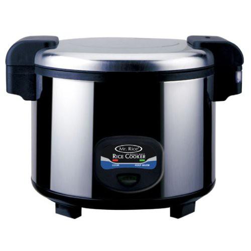【格安saleスタート】 Sunpentown sc-5400s 35-cup 35-cup stainless-steel Cooker heavy-duty Rice Cooker by heavy-duty S(品), セレクトショップ Cavallo:f05d132d --- chevron9.de