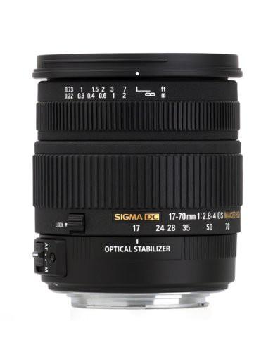 激安通販新作 17-70mm F2.8-4 OS MAC(品) MACRO キヤノン用 DC HSM DC シグマ 17-70mm F2.8-4-カメラ