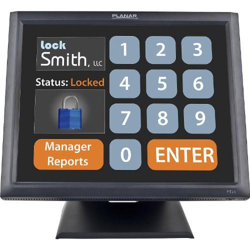当店の記念日 Screen Planar PT1545R Monitor Desktop 15-Inch Planar(品) LCD by Monitors-その他家電