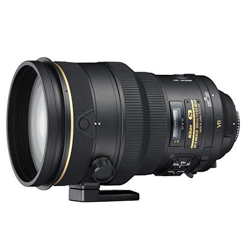 超安い f/2G 単焦点レンズ NIKKOR ED II Nikon フルサイズ対応(品) VR 200mm AF-S-カメラ