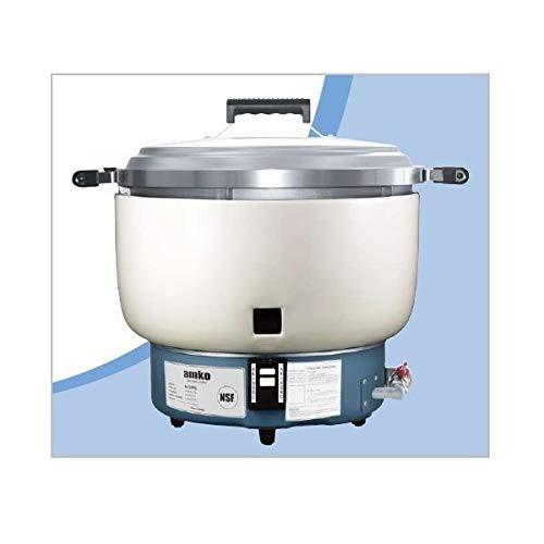 本物品質の 55カップ天然ガス( ak-55rc Rice Amko Cooker LNG by Amko(品) )-キッチン家電