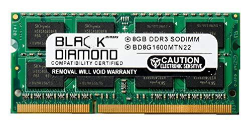 経典 w255czブラックダイヤモンドメモ (品) 8?GBのRamメモリ、他ノートパソコンClevo-その他パソコン・PC周辺機器