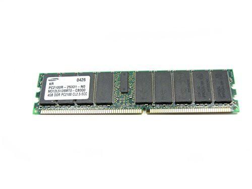 超爆安  4?GB 2100?184pins DDR ECC PC 266?MHZ - Regi(品) m312l5128mt0-cb0q0?Samsung-その他パソコン・PC周辺機器