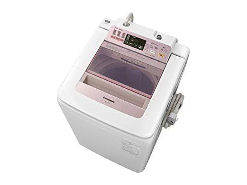 贈り物 Panasonic 全自動洗濯機 8kg ピンク NA-FA80H1-P(品), BABYISH 80e87d4e