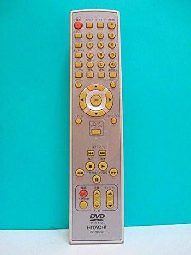 日立 DVDリモコン DV-RM700(品)