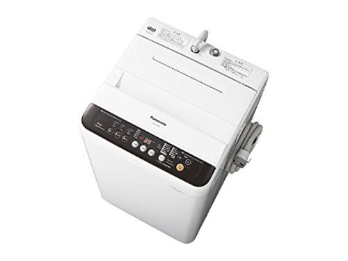 2018セール パナソニック 7.0kg 全自動洗濯機 パナソニック ブラウンPanasonic 7.0kg NA-F70PB8-T(品), まごころ本舗:db0ae0cc --- chevron9.de