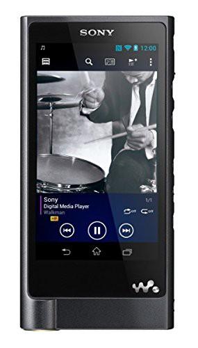 流行 SONY ウォークマン ZXシリーズ 128GB ハイレゾ音源対応 Android搭載 ブラッ(品), La luna (ラルーナ) 3a511813