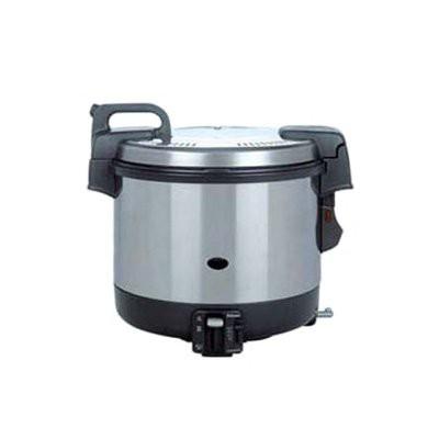 【現金特価】 (電子ジャー付) PR-4200S ガス炊飯器 412×337×H367mm(品) パロマ LPガス-キッチン家電