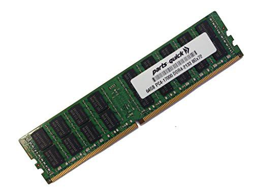 超人気 Asus (品) 64?GBメモリfor z10pe-d16?WSマザーボードddr4?2133?MHzクアッドラン-その他パソコン・PC周辺機器