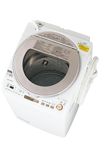 独特の素材 シャープ 洗濯乾燥機 タテ型 穴なし槽 9Kg ゴールド ES-TX9A-N(品), ママ&キッズの服 赤ちゃんくじら f647dfb6