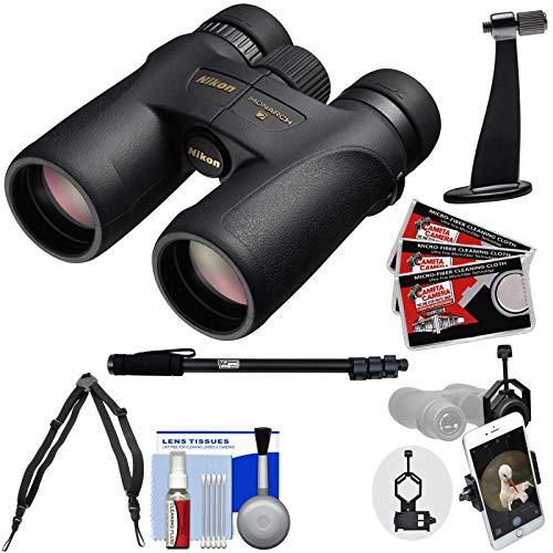 スーパーセール期間限定 ATB防水/Fogproof双眼鏡with Case 7?ED (品) Monarch +ハーネス+スマート Nikon-カメラ