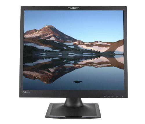 【激安大特価!】  Planar PLL1710 997-7244-00 17-Inch Screen LCD Monitor [並行輸入品](品), うっどぴあ 4e5b0bc9