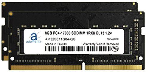 新作商品 16GB V(品) Aspire Acer (2x8GB) ノートパソコンメモリアップグレード Adamanta-その他パソコン・PC周辺機器