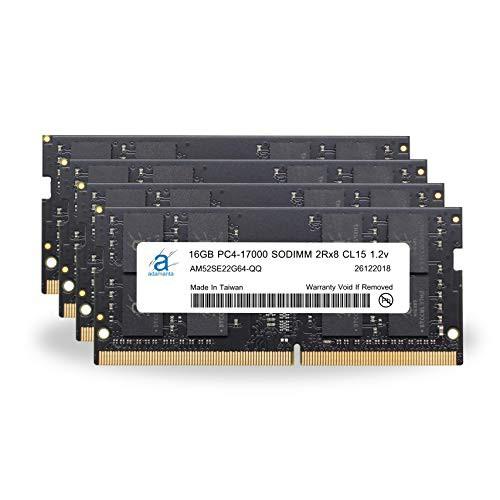 超人気新品 ( )ノートPCメモリアップグレードfor 64?GB Predat(品) Adamanta 16gb 4?x Acer-その他パソコン・PC周辺機器