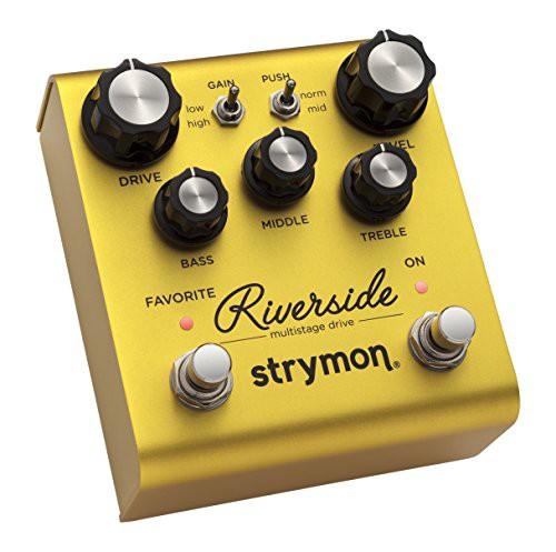 超歓迎 Strymon『Riverside』 マルチステージ・ドライブ・ペダル [国内正規品](品), 本山御用達の数珠店京都念珠や 88a0e3ce
