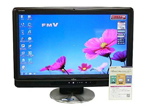 人気が高い  FH530/1BT デスクトッ(品) パソコン デスクトップパソコン ブラック 富士通-その他家電