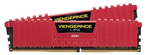 美品  デスクトップPC用 シリーズ CORSAIR DDR4-4000MHz LPX 16(品) メモリ VENGEANCE-その他パソコン・PC周辺機器