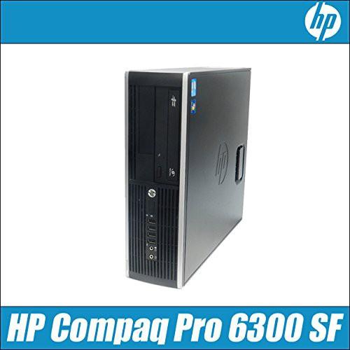 大勧め 6300 Windows10-HOME(MAR)セットアップ済 Compaq コアi5搭載 HP (品) SF/CT Pro-その他家電