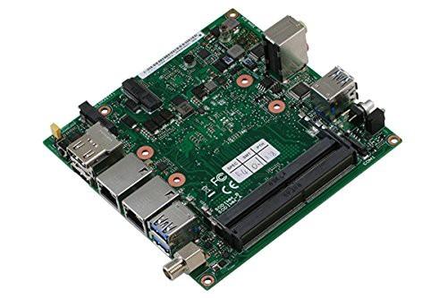 【おしゃれ】 AAEON ITX規格マザーボード 第6世代Core i3-6100U搭載 NITX-SKL1-6100(品) NANO-その他パソコン・PC周辺機器