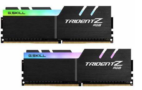高価値 RGBシリーズddr4?pc4???23400?2933?M(品) G。Skill 16?GB) TridentZ 32?GB (2?x-その他パソコン・PC周辺機器