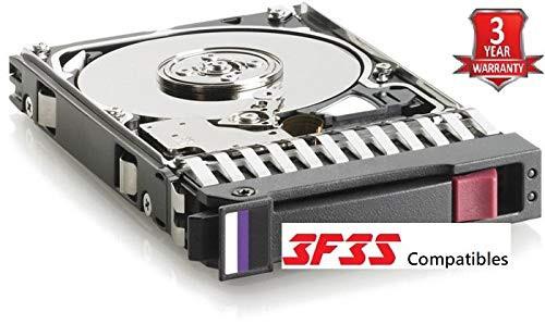 【後払い手数料無料】 8-TB 対応ハードドライブ SAS G9 SC G10 12G 3.5 7.2K 3F3S (品) G8 820032-001-その他パソコン・PC周辺機器