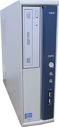 【お買得!】 パソコン デスクトップ NEC Mate MK34H/B-F 4GB Core i7 3.40GHz 3770 i7 3.40GHz 4GB (品), お宝創庫:7df3cb68 --- kzdic.de