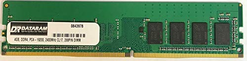 割引発見 DELL Alienware DIMM Aurora RAM メモリー DDR4 PC4-2400 DATARAM 4GB R5に(品)-その他パソコン・PC周辺機器
