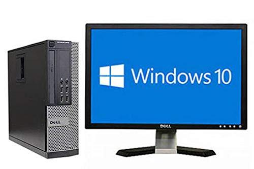 最も優遇 DELL デスクトップパソコン OPTIPLEX 9010 SFF 液晶セット Windows10 (品), バスオンラインショップ ac64656c