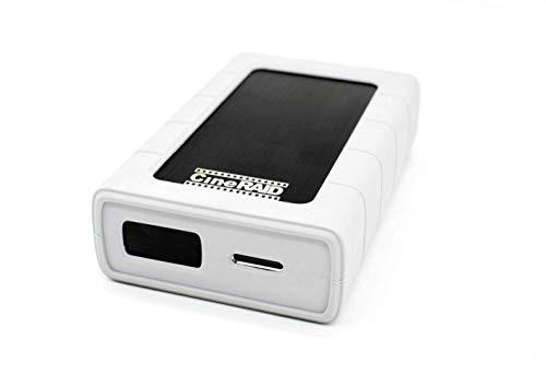 超特価SALE開催! 2 2 CR-H218 (品) タイプ Gen. USB 3.1 Gen. C CineRAID (2つのベイ ポータブル-その他パソコン・PC周辺機器