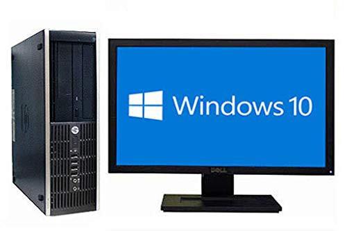 正規代理店 HP デスクトップパソコン 6300 Pro SFF 液晶セット Windows10 64bit搭(品), 安八郡 e4e003af
