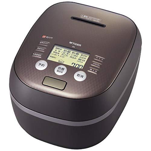 高質で安価 タイガータイガー 土鍋圧力IH炊飯ジャー(5.5合炊き)マットブラウンTIGER 炊きたて(品), IL ANGELO:80458c69 --- kzdic.de